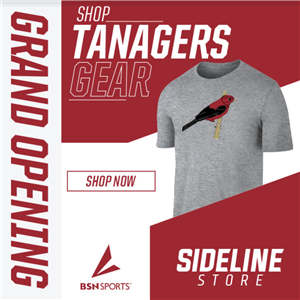Tanagers gear