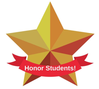 honor students logo