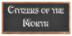 Image result for citizens of the month
